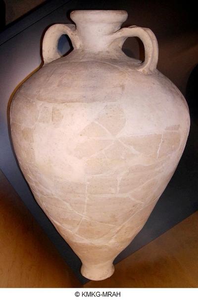 Wine amphora type gauloise 4