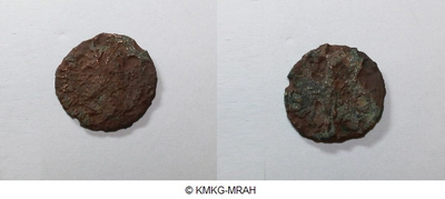 As of Agrippa, minted by Caligula