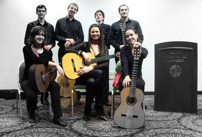 Ljudmil Rus Guitar Orchestra 2010 Photo Sandi Pusnik 01