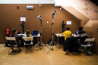 Animateka International Animated Film Festival 2014 workshop