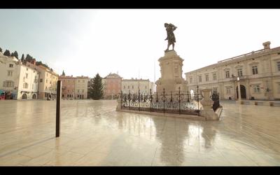 Kulturnik.si 2013 promo Tartini Square Piran