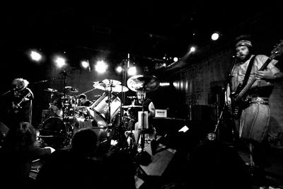Buba Booking and Promotion 2011 Cvetlicarna Mediapark Fantomas Melvins Big Band 01