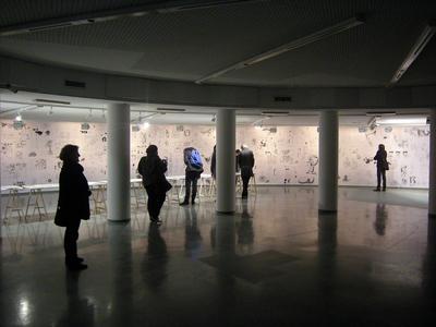Nova Gorica City Gallery 2013 To so cacke!