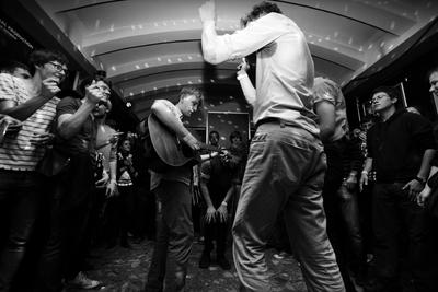 Buba Booking and Promotion 2011 Art kino Metropol Celje The Crookes