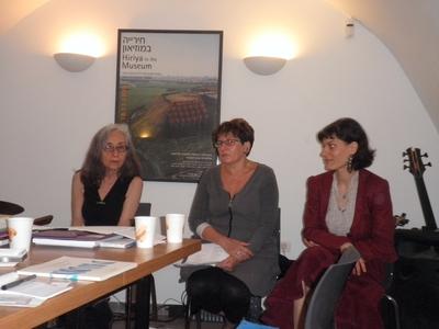 Embassy of the Republic of Slovenia Tel Aviv 2012 literary event