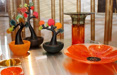National Museum of Slovenia 2012 Finnish Glass Art 2005-2010