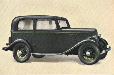 Uusi auto Ford Junior