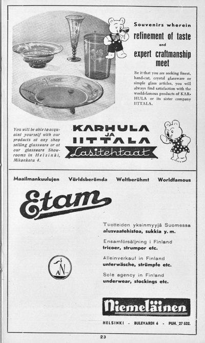 Helsingin Matkailijakartta ja Opas