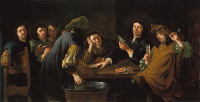 The Card Players II
