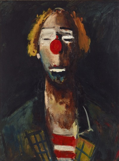 Tête de Clown