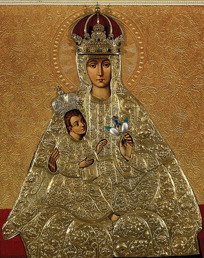 The Mother of God of Trakai