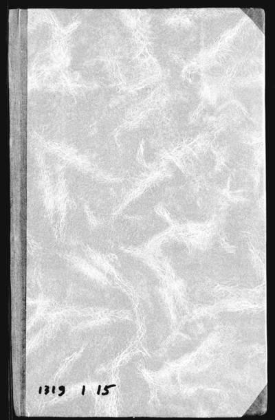 Tabariškių RKB gimimo metrikų knyga (yra abėcėlinė rodyklė). 1855--1861 m.