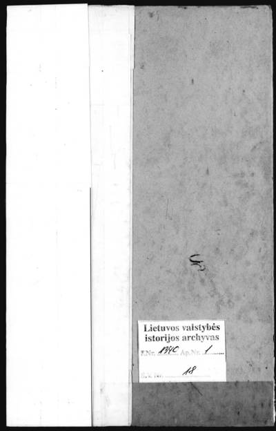 Pabiržės RKB mirties metrikų knyga (yra Smilgių koplyčios 1923--1924 m. metrikai). 1922--1924 m.