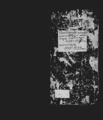 Vandžiogalos RKB 1699-1797 m. gimimo ir santuokos, 1713-1799 m. mirties; Kėdainių RKB 1785 m. gimimo metrikų knyga. 1699--1799 m.