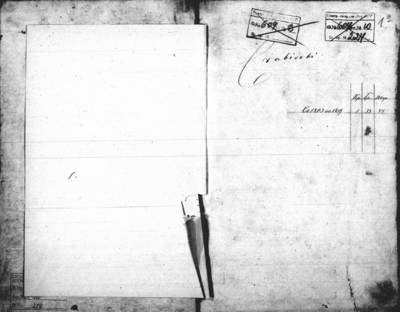 Čiobiškio RKB gimimo, santuokos ir mirties metrikų knyga. 1803--1818 m.