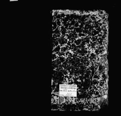 Krinčino RKB gimimo, santuokos ir mirties metrikų knyga. 1802--1818 m.