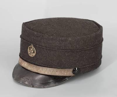 Biržų gimnazijos gimnazisto uniforminė kepurė
