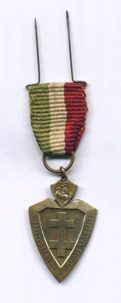 Klaipėdos išvadavimo medalis