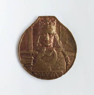Petras Tarabilda. Vytauto Didžiojo ordino medalis. 1930