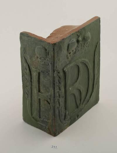 Koklis su Boguslavo Radvilos inicialais