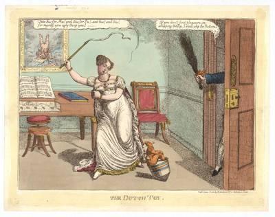 Charles Williams. The Dutch Toy (Olandų žaislas). 1814