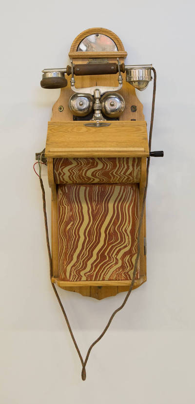 Telefonas, sieninis. 1930