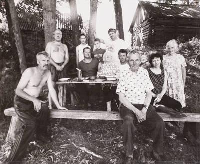 Kukutėlių kaimo bendruomenė. - 2002