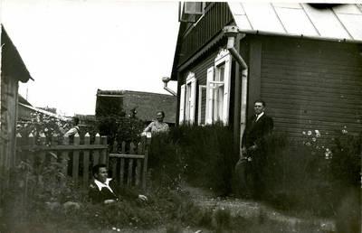 Juozas Karazija. Fotografija 21136. 1938