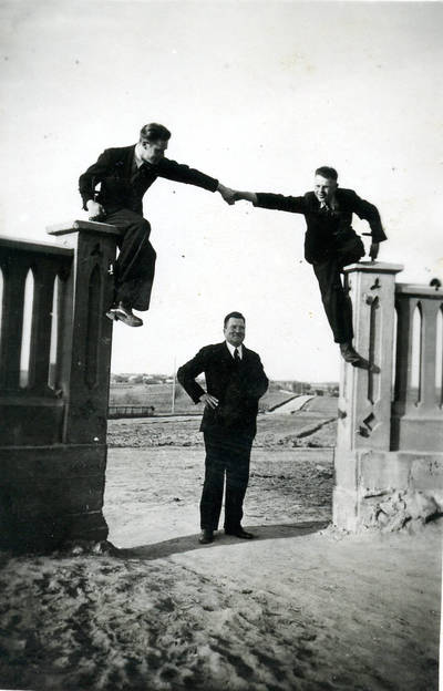 Juozas Karazija. Fotografija 21139. 1939