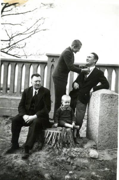 Juozas Karazija. Fotografija 21141. 1939
