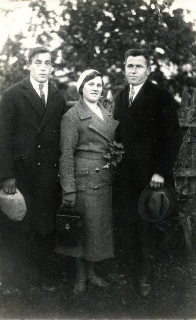 Juozas Karazija. Fotografija 21166. 1934