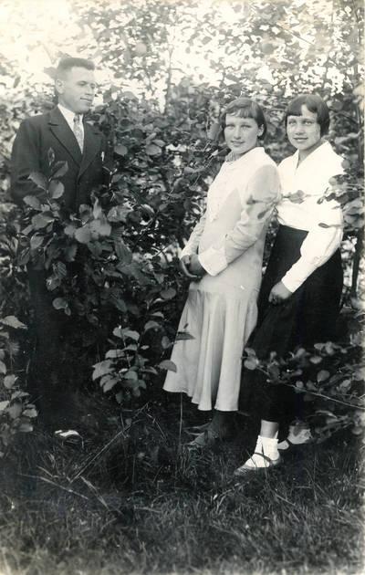 Juozas Karazija. Fotografija 21170. 1934