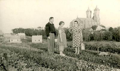 Juozas Karazija. Fotografija 21177. 1960