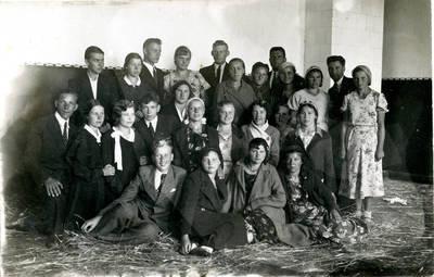 Juozas Karazija. Fotografija 21185. 1933