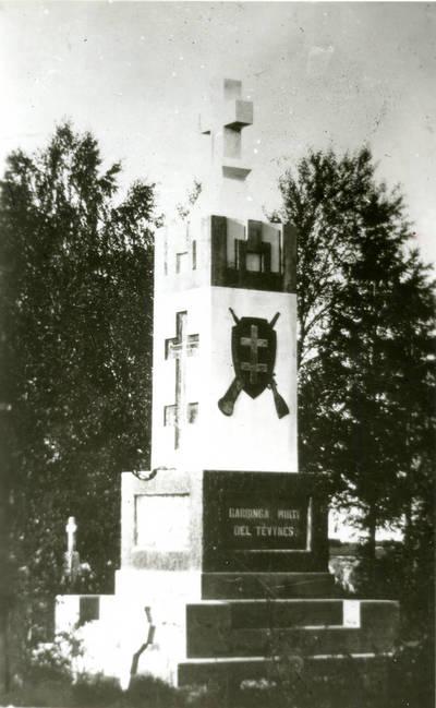 Juozas Karazija. Fotografija 21190. 1929