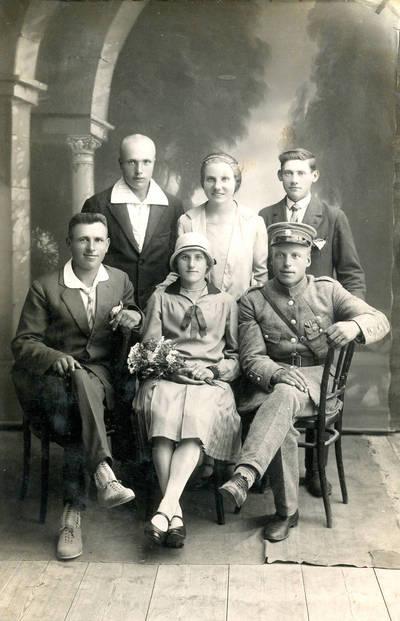 Juozas Karazija. Fotografija 21191. 1930