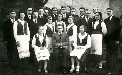 Juozas Karazija. Fotografija 21198. 1933