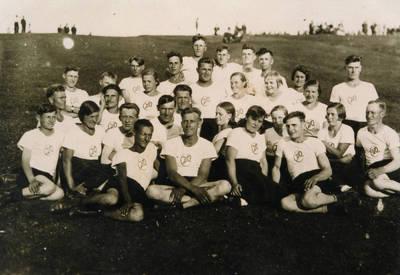 Juozas Karazija. Fotografija 21206. 1935