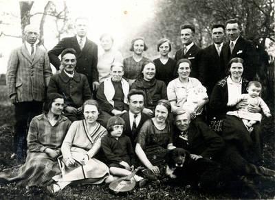 Juozas Karazija. Fotografija 21207. 1932