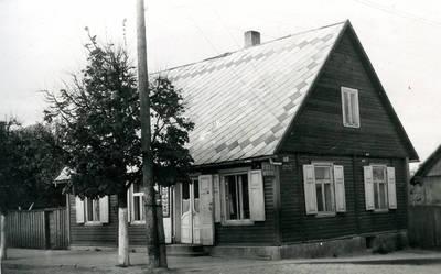 Juozas Karazija. Fotografija 21210. 1947