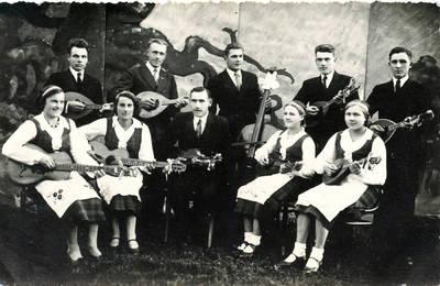Juozas Karazija. Fotografija 21219. 1935