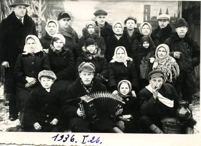 Juozas Karazija. Fotografija 21226. 1936