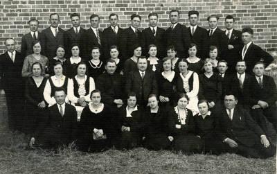 Juozas Karazija. Fotografija 21240. 1934