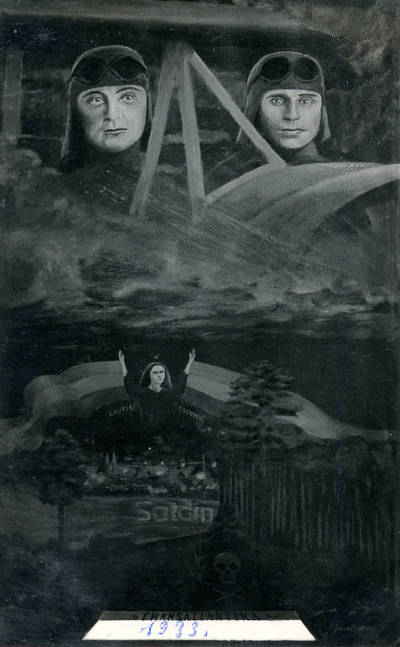 Juozas Karazija. Fotografija 21248. 1936