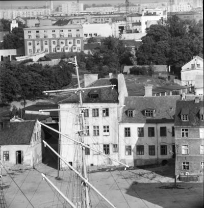 Klaipėda. Klaipėdos panorama / Bernardas Aleknavičius