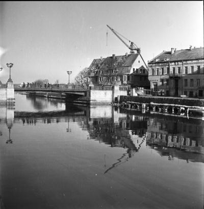 Klaipėda. Danės upė / Bernardas Aleknavičius