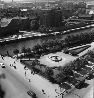 Klaipėda. Klaipėdos panorama / Bernardas Aleknavičius. - 1968