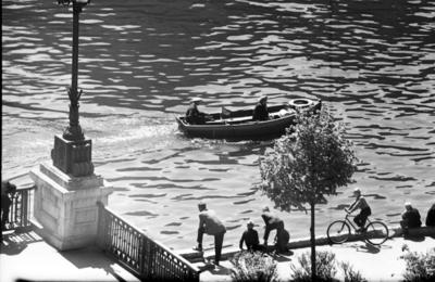 Klaipėda. Danės upė / Bernardas Aleknavičius. - 1966