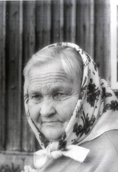 Berta Macaitytė-Tydikienė. Portretinė nuotrauka / Bernardas Aleknavičius. - 1990