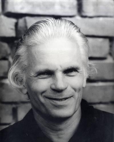 Hansas Masalskis. Portretinė nuotrauka / Bernardas Aleknavičius